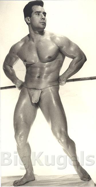 Mr. Universe 1952 Winner