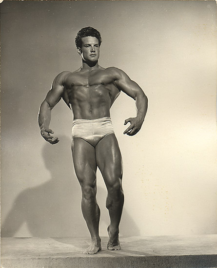 steve reeves bodybuilder