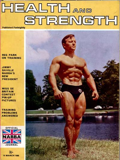 March 1975 Muscle Builder - Power Magazine Vintage Magazine
