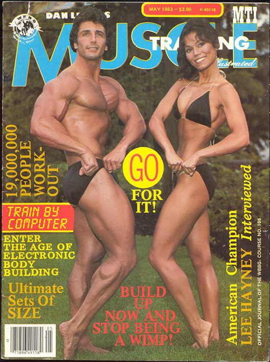 STRENGTH and HEALTH MAGAZINE, Tommy Kono, Bodybuilding, May 1964