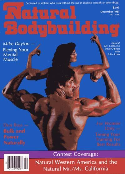 Natural Bodybuilding, Volume 1 Number 2